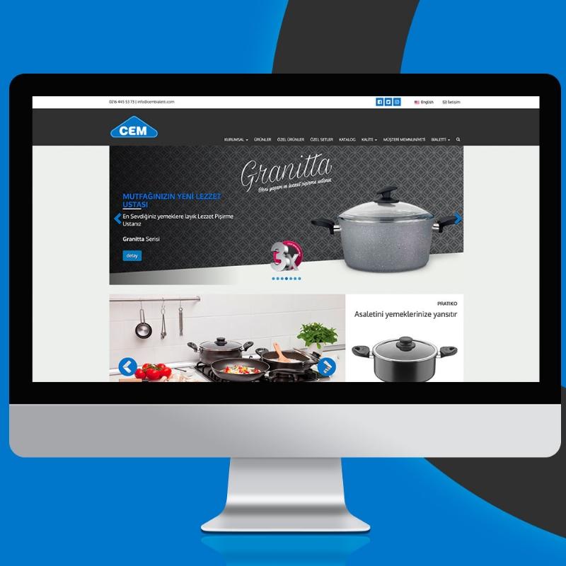 Cem Bialetti Web Sitesi