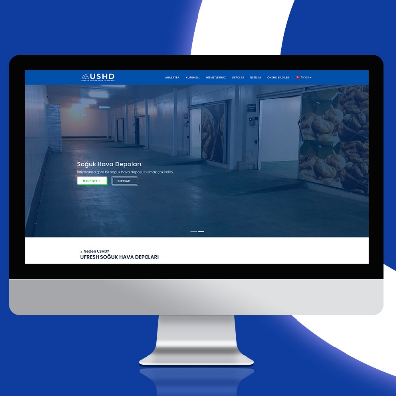 USHD Web Sitesi
