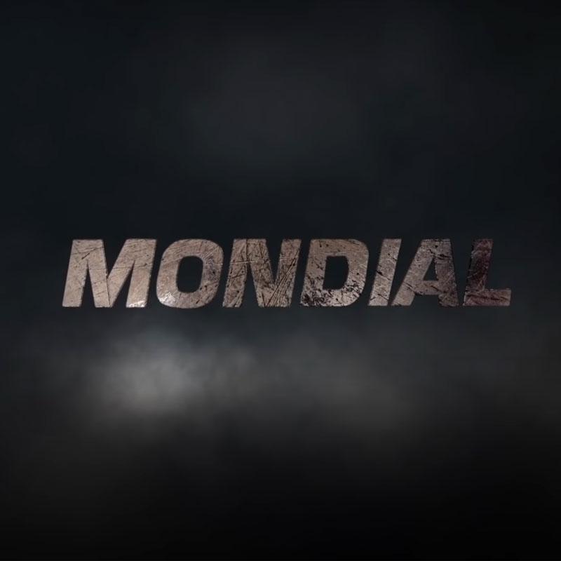 Mondial 125 MH Drift 3D Animasyon Filmi