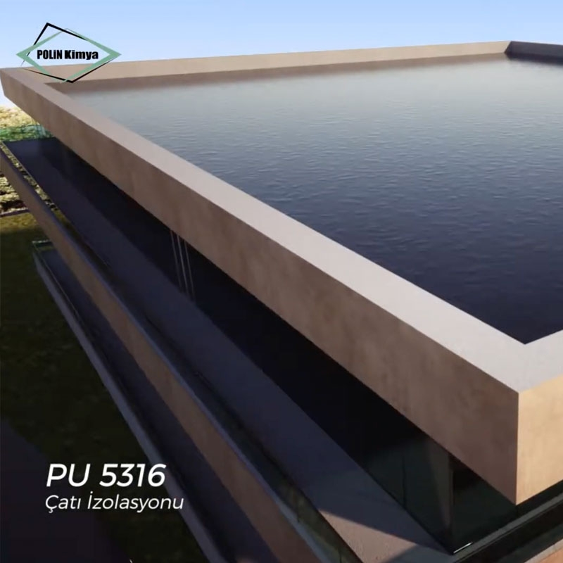 Polin Kimya 3D Video