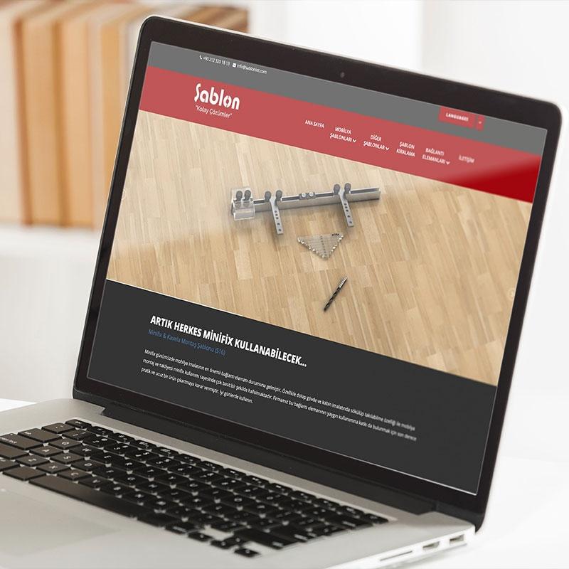 Şablon Int Web Sitesi