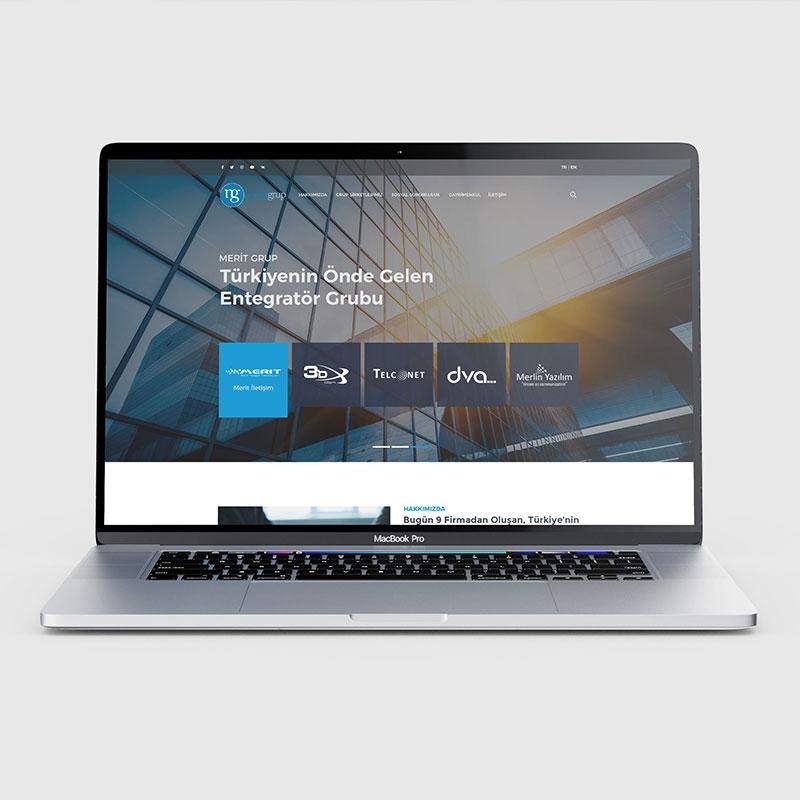 Merit Group Web Sitesi